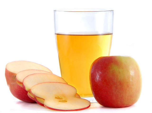 apple cider vinegar, how to remove darkcircle