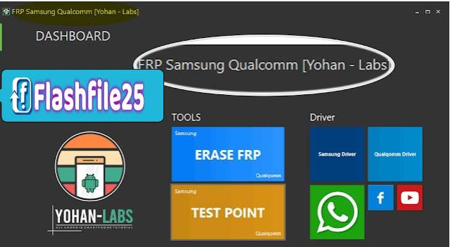 EDL Mode Samsung Qualcomm FRP Unlock Tool Latest Update 2021 Free Download