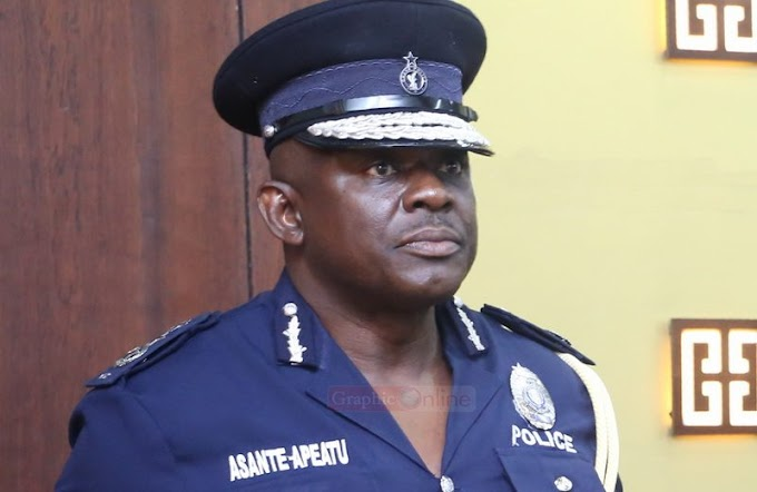 IGP makes more changes in Police Service