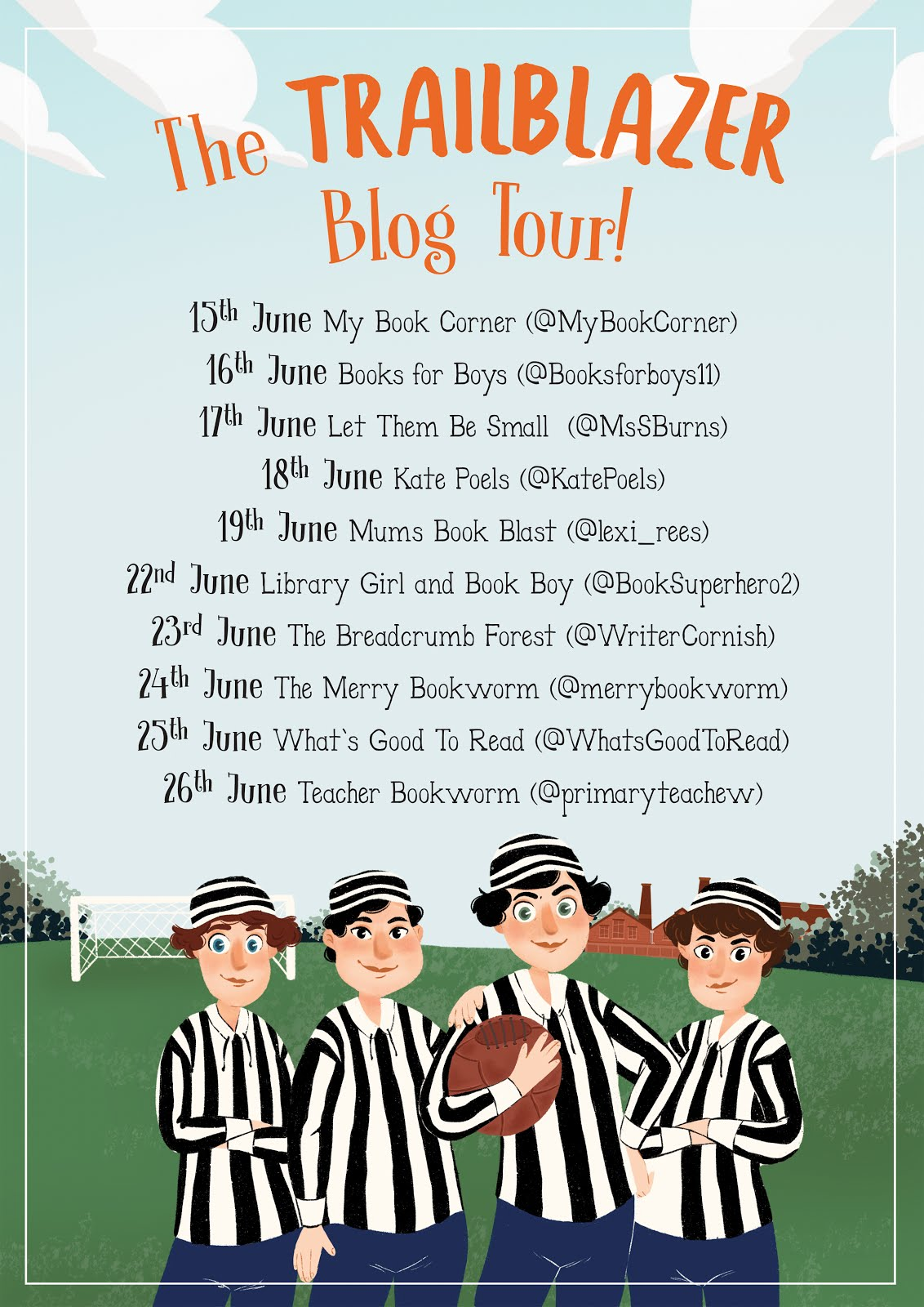 Blog Tour - Maverick Publishing