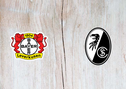 Bayer Leverkusen vs Freiburg -Highlights 23 November 2019