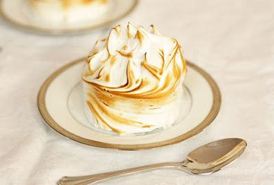 Bánh kem alaska thơm ngon
