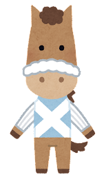 競走馬のキャラクター1
