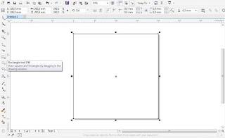 cara menggunakan corel draw x7