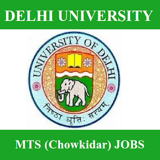 Ram Lal Anand College, University of Delhi, DU, New Delhi, MTS, Chowkidar, 10th, University, freejobalert, Sarkari Naukri, Latest Jobs, du delhi logo