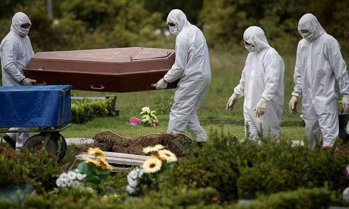 Mais 323 Escapam Da Morte Pela COVID-19 Em Moçambique E Outros 214 Lutam Pela Vida