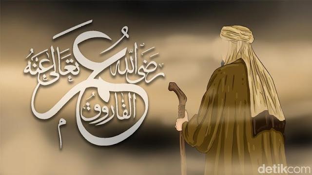 3 Pesan Luar Biasa Sayyidina Umar bin Khattab di Pidato Pertama Jadi Khalifah