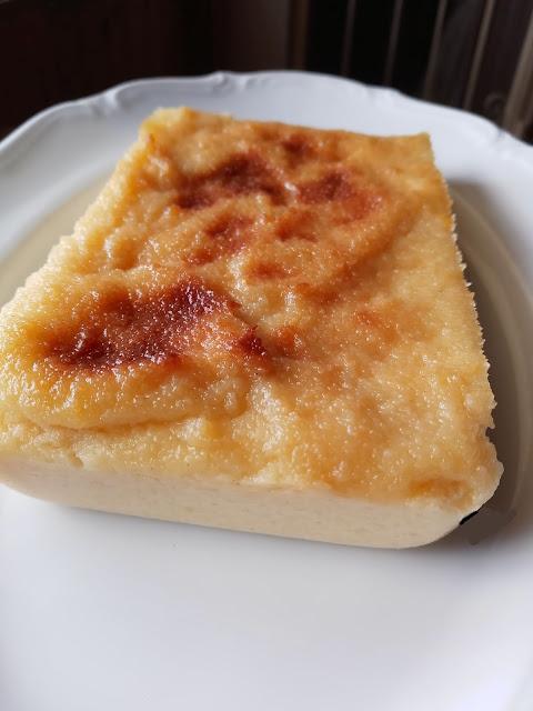 la ricetta del budino col semolino