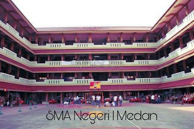 Gambar SMA Negeri 1 Medan