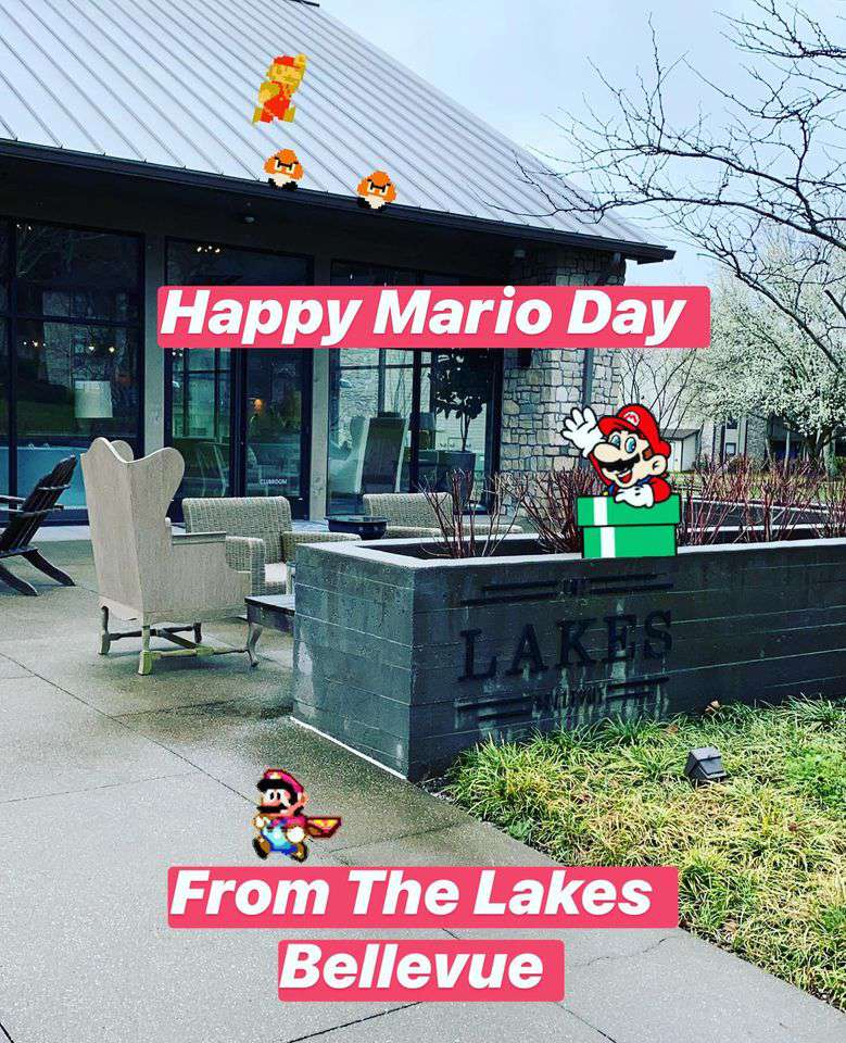 Mario Day Wishes Awesome Images, Pictures, Photos, Wallpapers