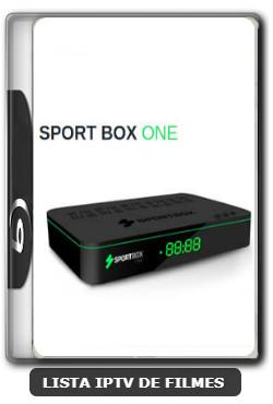 Sport box one nova atualização adicionado SKS 61w V1.10 - 16/12/2019