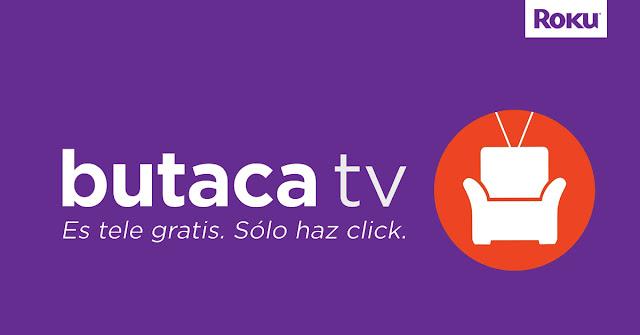 Butaca TV hace su aparición en Roku para los usuarios de México