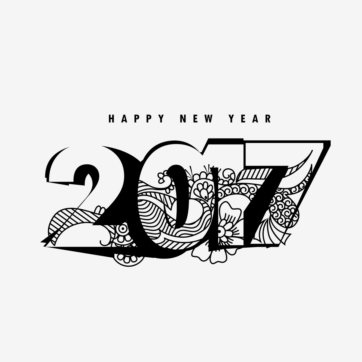 Happy New Year 2017 Messages For Whatsapp