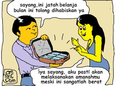 nafkah suami kepada istri