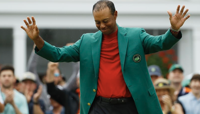 Sportswriter blasts Masters Tournament as slavery, Jim Crow reference