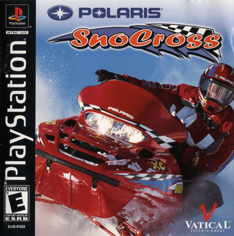 Polaris SnoCross  - PS1 - ISOs Download