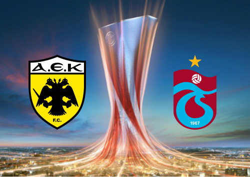 AEK Athens vs Trabzonspor - Highlights 22 August 2019