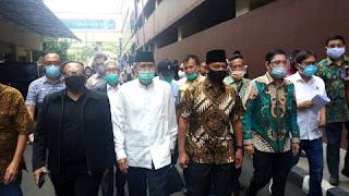 Gatot Nurmantyo Cs Bacakan Petisi untuk Kapolri