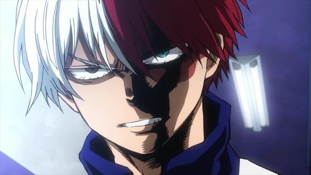 الحلقة السابعة من Boku no Hero Academia S2 مترجمة