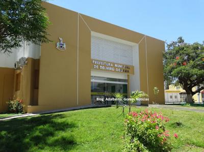 Prefeitura de Delmiro Gouveia  divulga edital para realização de concurso público com  200 vagas