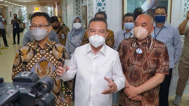 Wakil Ketua DPR Dasco Tak Masalah Gedungnya Dipakai RS Darurat Corona, Tapi...