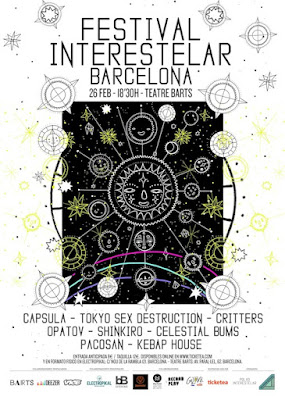 Festival interestelar barcelona