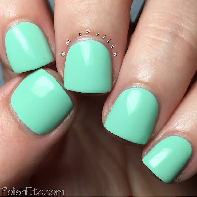 Takko Lacquer - So Fresh So Clean - McPolish
