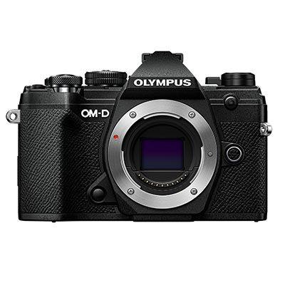 Best Vlogging Camera: Olympus OM-D E-M5 Mark 3