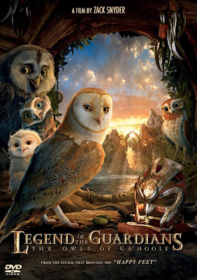 Legend of the Guardians (2010) 720p BluRay Dual Audio [Hindi – English] – 550MB