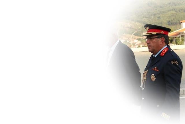 Parabéns ao Senhor Comandante António José Costa pelo seu 65º Aniversário