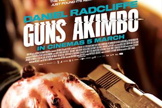 Guns Akimbo Malaysia poster