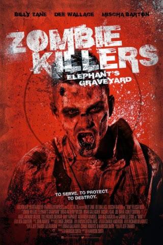 Zombie Killers: Elephant's Graveyard [2015] [DVD FULL] [Subtitulos: Español]