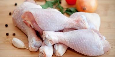 Cara Mengolah Daging ayam Agar Empuk & Tidak Amis
