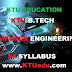 COMPUTER ENGINEERING KTU B-TECH MODIFIED S4 SYLLABUS 2017, OPERATING SYSTEMS, COMPUTER ORGANIZATION AND ARCHITECTURE, OBJECT ORIENTED DESIGN AND PROGRAMMING