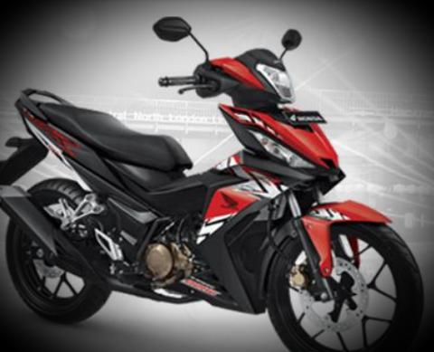 5 Motor Honda Terbaru Di Indonesia