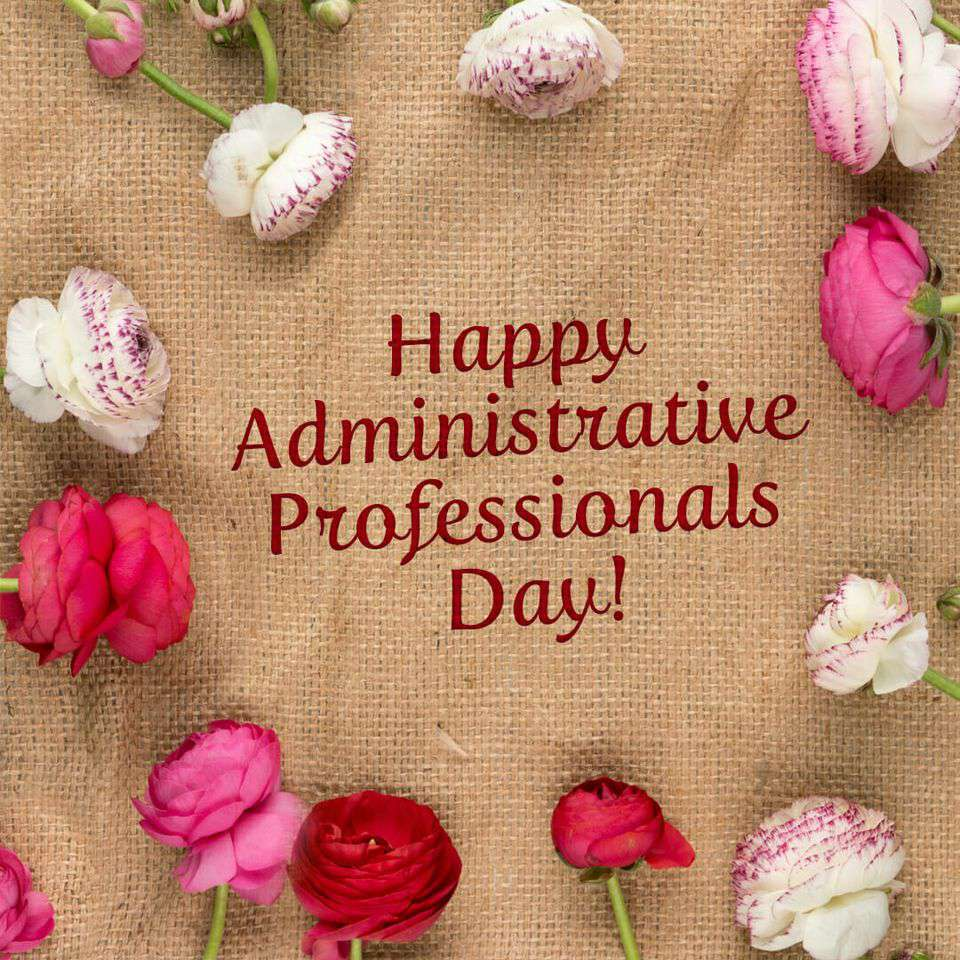 Administrative Professionals Day Wishes Unique Image