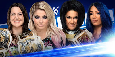 WWE Smackdown Results - June 5, 2020