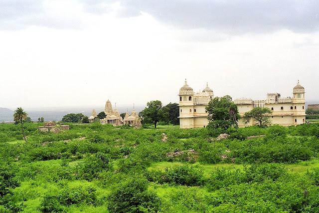 Chittorgarh Fort – A Bygone Sensation of Rajasthan, Fateh prakash palace