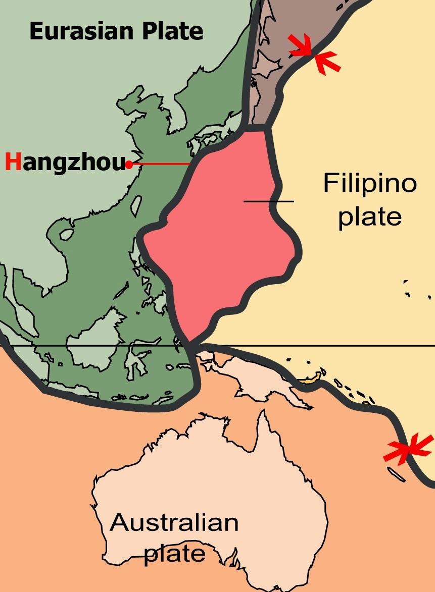Lempeng Indo-australia : lempeng, indo-australia, Catatan, Khusus, 53046, Lempeng, Indo-Australia, Bintang