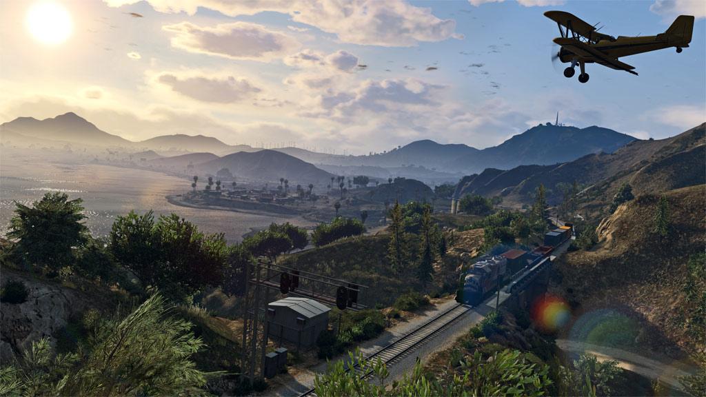 تحميل لعبة Grand Theft Auto 5