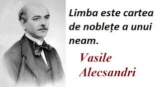 Citatul zilei: 21 iulie - Vasile Alecsandri