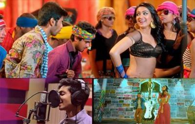Yappa Chappa Song Making | Kanithan | Atharvaa | Catherine Tresa | Anirudh | Drums Sivamani
