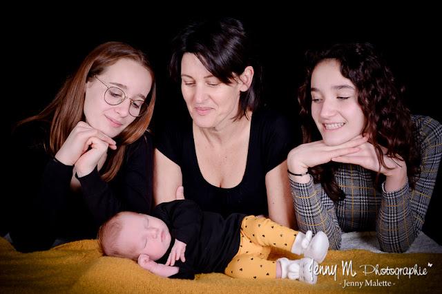 Photographe bébé famille maternité Chantonnay, Moutiers les mauxfaits, La Rochelle 17