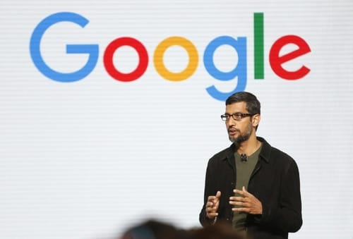 Google promises to invest $ 10 billion in India