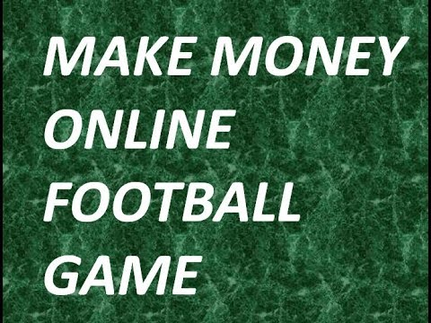 Make real money with GoalTycoon