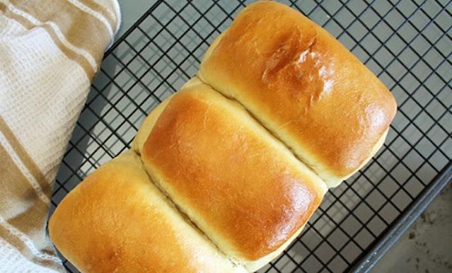 Vegan Hokkaido Milk Bread #vegan #recipe
