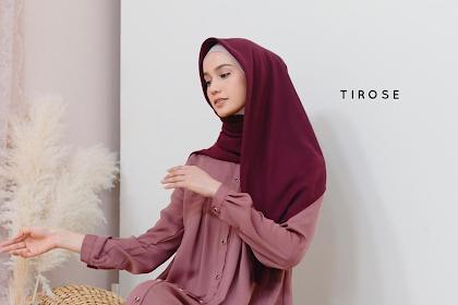 Kava Dress warna Tirose Size S