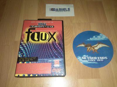 cartucho flux mega cd
