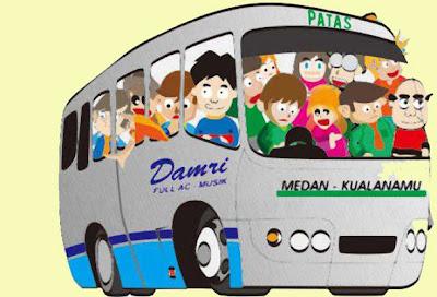 Pilihlah Transportasi Dari Medan-Kualanamu Sesuai Yang Dinginkan