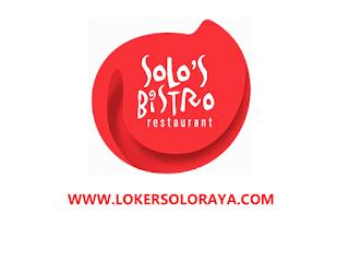 Lowongan Kerja Cleaning Service / Public Area di Solo's Bistro Restauran (Savoury Pizza)